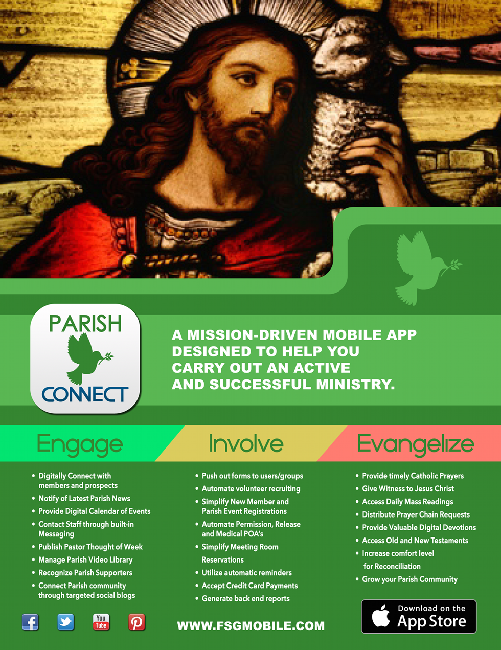 Parish Connect Flyer